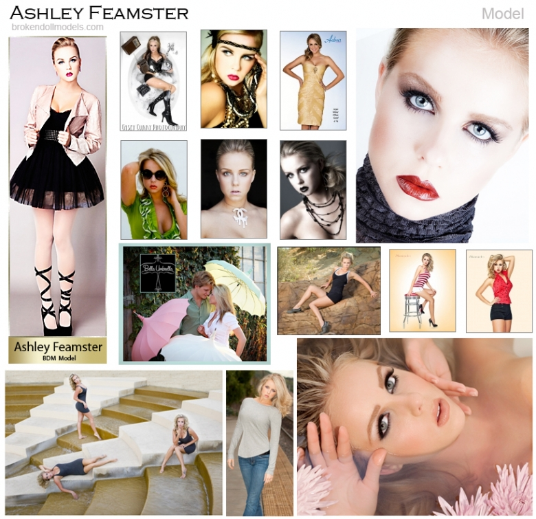 Ashley Feamster ♡