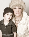 with my son Gianfranco. December 2009.