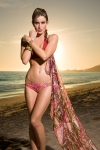Beach Fashion shoot with Holly Parker
