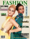 Fashion Chicago Magazine Cover