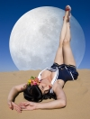 Ashley Bryce Full Moon Sand Dunes