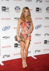 Maxim 100 Party W/Actress Jasmine Dustin...