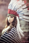 American Indian Photo Shoot