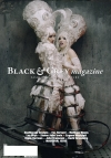 Alternate Black & Grey Magazine cover
