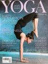 Cover of Yoga Magazine