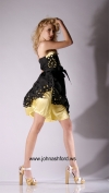 C3P-Go platforms by John Ashford..dress/Dalia....shot/N.Marino