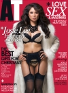 AT Magazine Covergirl - Josie Lee