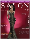 Covergirl Josie Lee - Salon USA Magazine