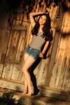 Model: Blanca Avila