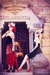 MODELS: ♥ Model on the right is Melissa Drew ♥ Model on the left is Cutthroat Kristina  ♥ MUA & Hair: Gabriela Nevarez  Head pieces were also made by Cutthroat Kristina MacPherson