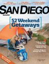 Tear Sheet San Diego Magazine
